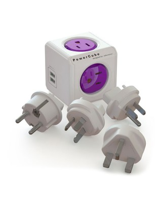 Power cube 5 adaptador univer