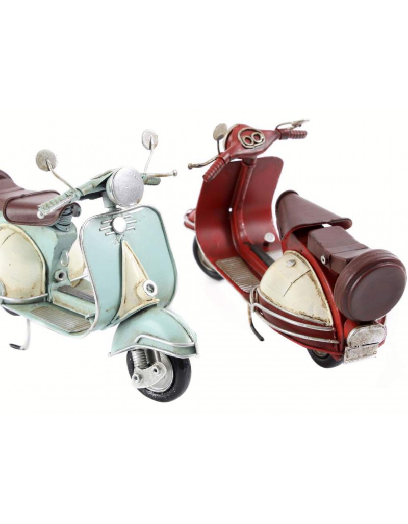 Moto vespa color decoraci n vigil escalera for Vespa decoracion