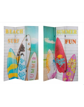 Biombo tabla surf